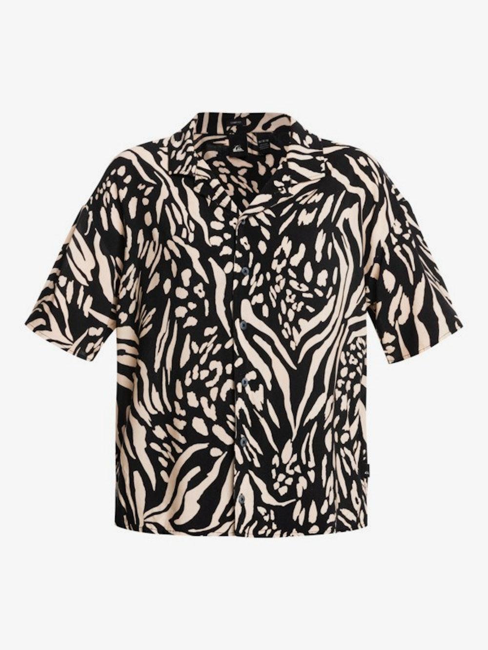 Sunny Ride Short Sleeve Camp Shirt