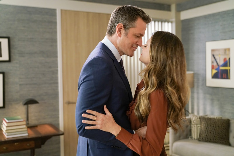 Liza and Charles on Younger via the CBS press site