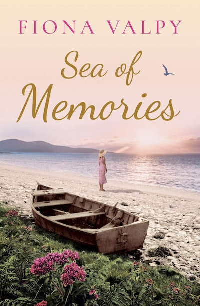 'Sea of Memories' by Fiona Valpy