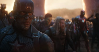 Earth's Mightiest Heroes assembled in Avengers: Endgame