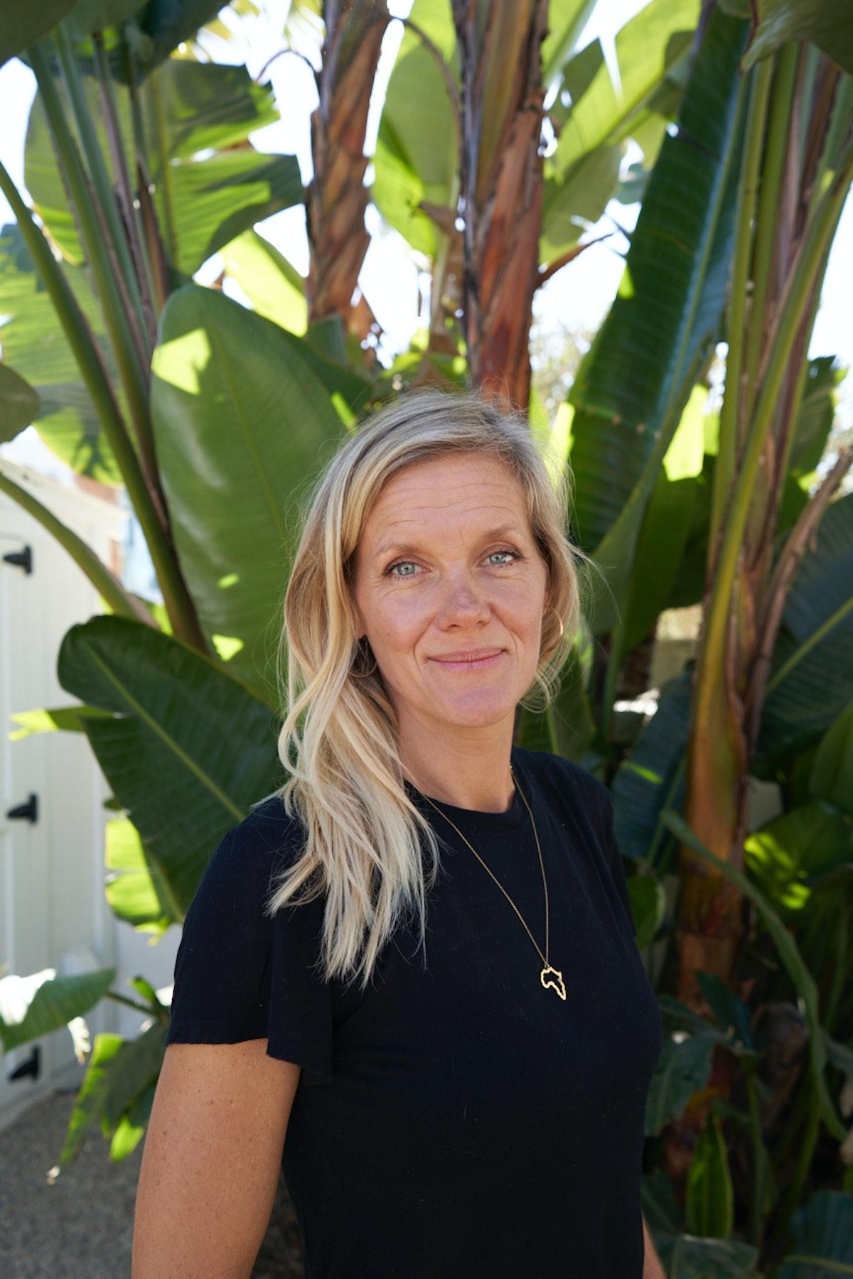 Lisa Farr Johnston Optimist Drinks female founders mental health