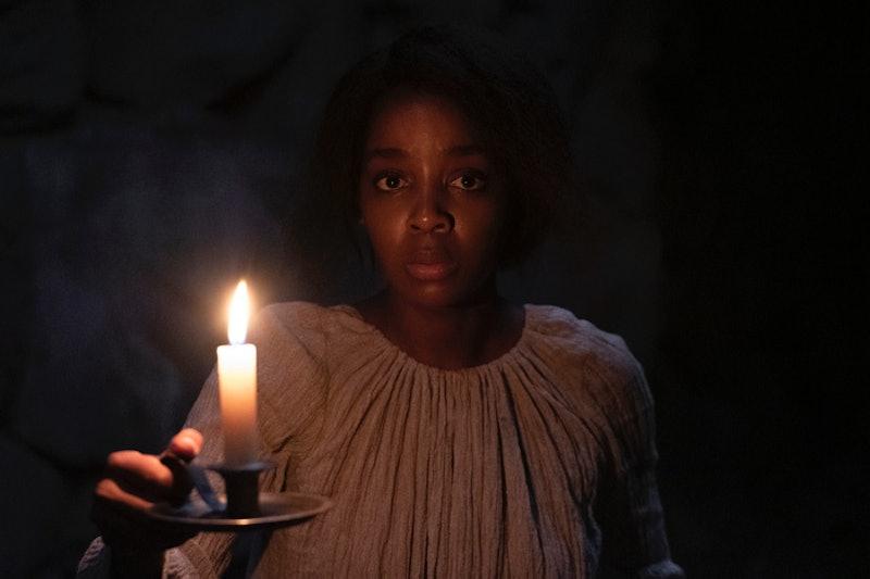 Thuso Mbedu in 'Underground Railroad.'