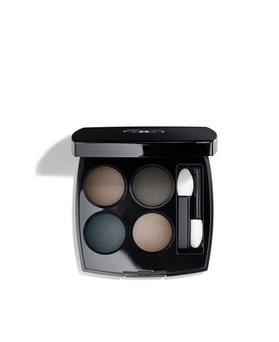 Les 4 Ombres Multi-Effect Quadra Eyeshadow in 324 Blurry Blue