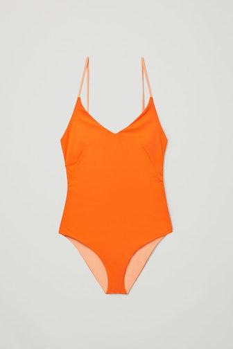 Drawstring Swimsuit