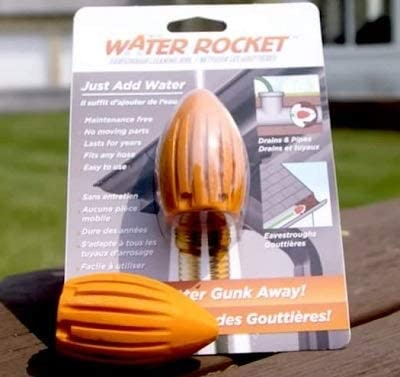 The Water Rocket 9200