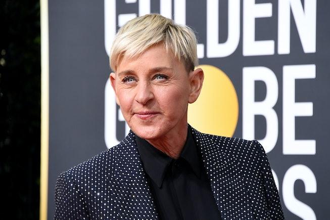 Ellen DeGeneres announced the end of her talk show after 18 seasons.