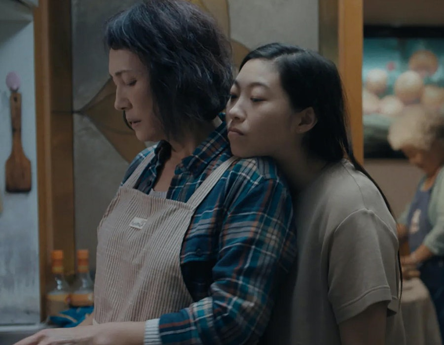 Awkwafina stars as Billi in movie The Farewell — a funny, heartfelt story centered around a Chinese-born, U.S.-raised girl who goes on a trip to Changchun, China with her family under the fake wedding sham.