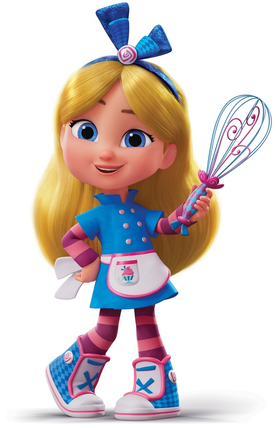 Disney Junior's 'Alice's Wonderland Bakery' is an animated 'Alice in Wonderland' spinoff.