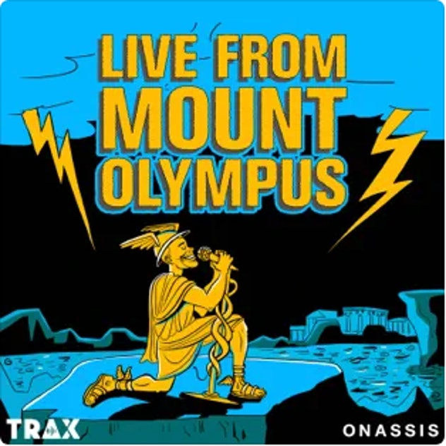 'Live From Mount Olympus' follows Perseus on a quest.