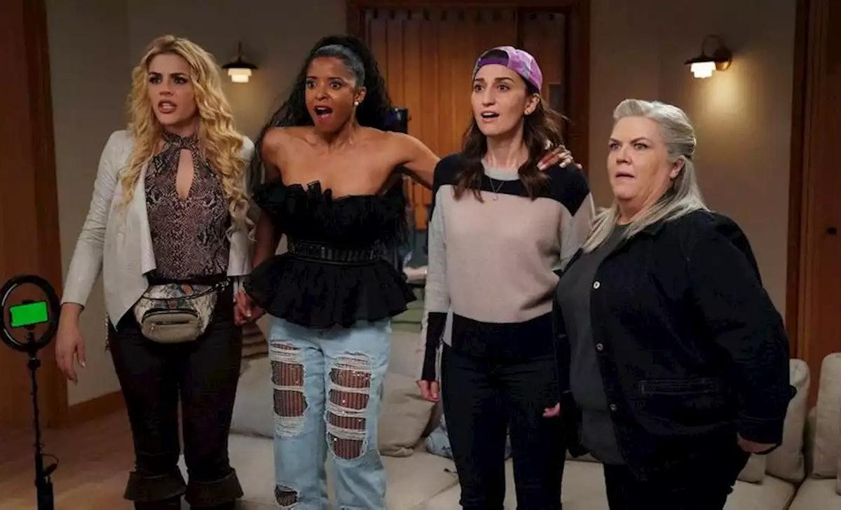Renée Elise Goldsberry is confident 'Girls5eva' Season 2 will happen.