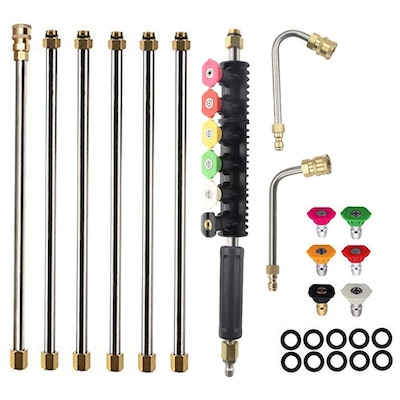 AgiiMan Pressure Washer Extension Wands