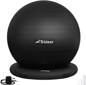 Trideer Exercise Ball Chair