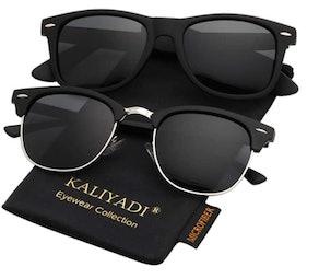 KALIYADI Polarized Sunglasses (Set of 2)