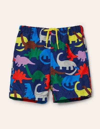 Starboard Paintbox Dino Swim Trunks