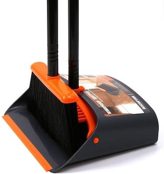 TreeLen Broom and Dustpan