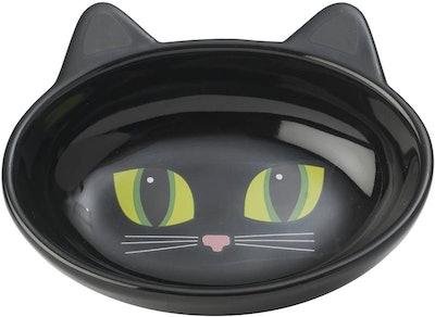 PetRageous Stoneware Cat Bowl