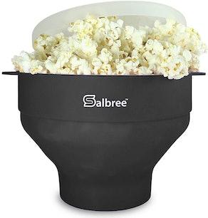 Salbree Microwave Popcorn Bowl