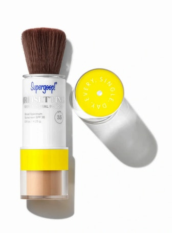 (Re)setting 100% Mineral Powder SPF 35