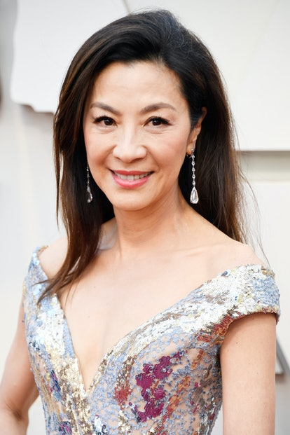 Michelle Yeoh attends the 91st Annual Academy Awards at Hollywood and Highland on February 24, 2019 in Hollywood, California.