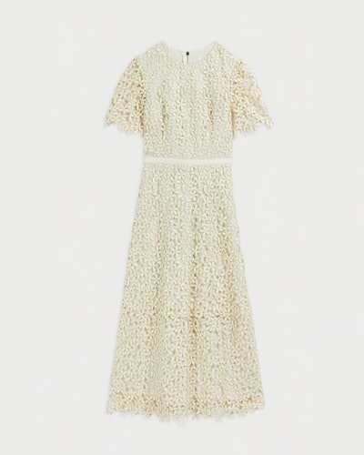 Aldorra Midi Lace Dress
