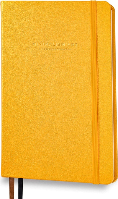 Minimalism Art Premium Hard Cover Notebook Journal
