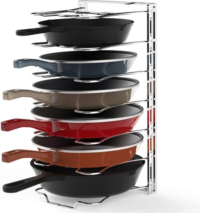 Simple Houseware Pot and Pan Organizer