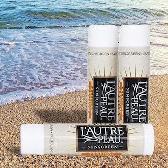 L'Autre Peau Sunscreen Stick (3-Pack)