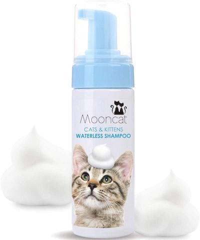 Mooncat Waterless Cat Shampoo