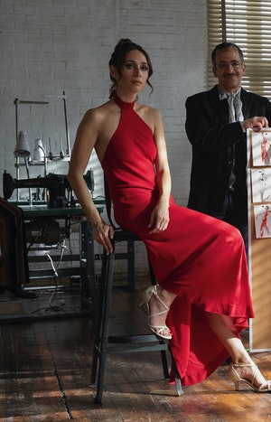 Everything you need to know about 'Halston': still from Netflix's 'Halston'