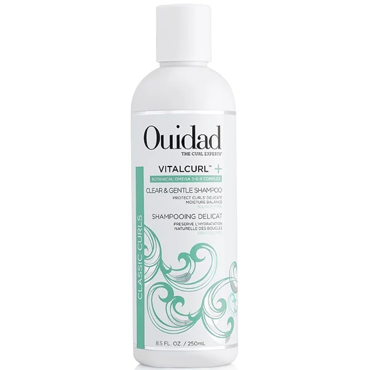 Ouidad  VitalCurl+ Clear and Gentle Shampoo
