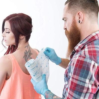 Saniderm Tattoo Aftercare Bandage