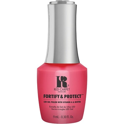 Red Carpet Manicure Fortify & Protect LED Gel Nail Polish Collection