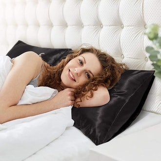 Love's cabin Satin Pillowcase (2-Pack)