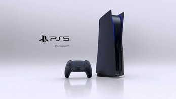 Black PS5 concept