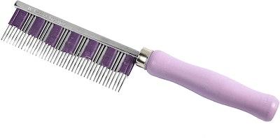 Small Pet Select Deshedding Comb