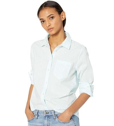 Amazon Essentials Poplin Shirt
