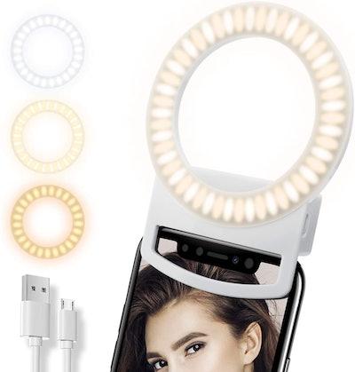 moleve Selfie Ring Light