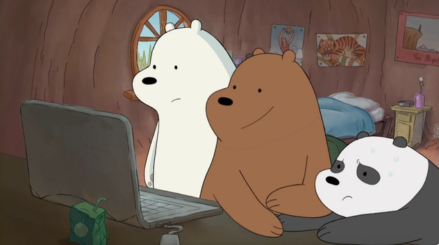 'We Bare Bears' ran on Cartoon Network from 2015 to 2019.