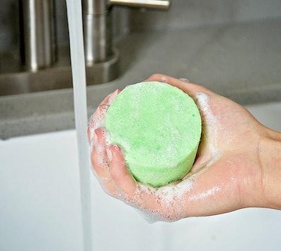 Spongeables Tea Tree Oil Facial Cleanser