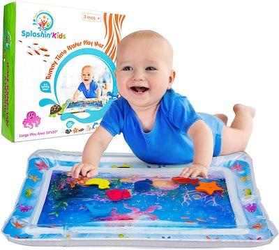 Splashin'kids Inflatable Tummy Time Mat