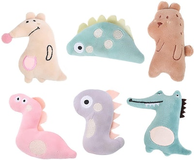 ELOPAW Catnip Toys (6-Pack)