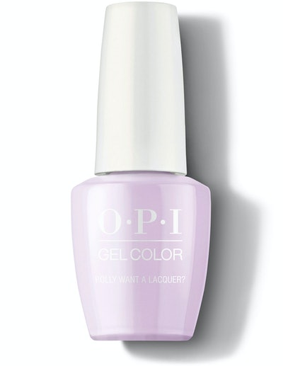 OPI GelColor Nail Polish in Polly Wanna Lacquer?