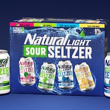 Natty Light Sour Seltzers are here just in time for summer.