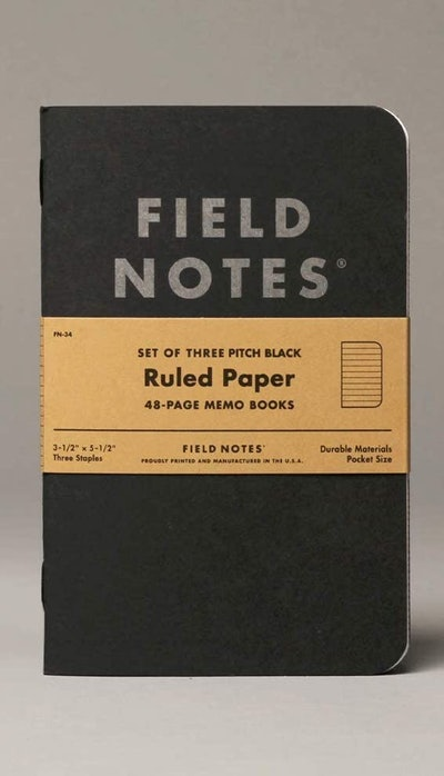 Field Notes Memo Books (3-Pack)