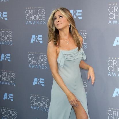 Jennifer Aniston Saint Laurent most iconic outfits