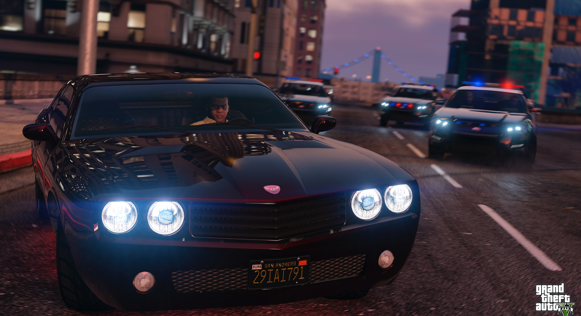Screen shot from Grand Theft Auto V. GTA V. Video games. Games. Gaming.