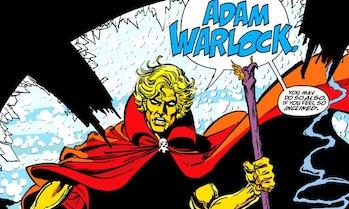 Adam Warlock in Marvel comics