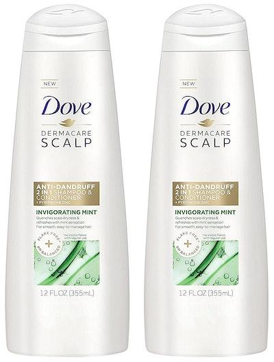 Dove Dermacare Scalp and Anti-Dandruff Shampoo and Conditioner