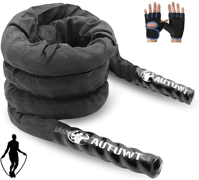 AUTUWT Weighted Jump Rope