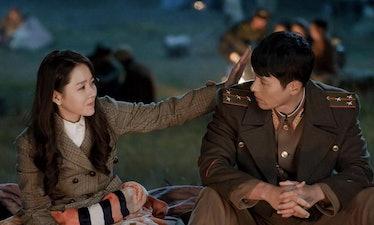 Hyun Bin and Son Ye-jin in' Crash Landing on You,' an inspirational K-drama.
